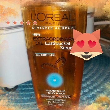 Photo of L'Oréal Paris Advanced Haircare Total Repair 5 Extraordinary Oil (All Hair Types) uploaded by Angel B.