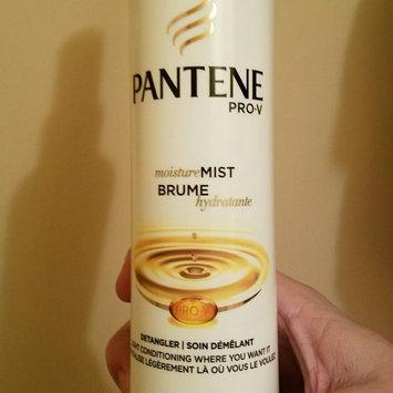 Pantene Pro-V Moisture Mist Detangler Light Conditioning 8.5 Fl Oz uploaded by Rhonda J.