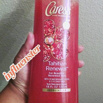 Photo of Caress® Tahitian Renewal™ Exfoliating Pomegranate Body Wash uploaded by Bilan B.
