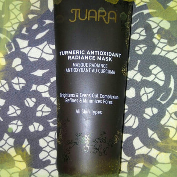JUARA Turmeric Antioxidant Facial Mask uploaded by Rhonda L.