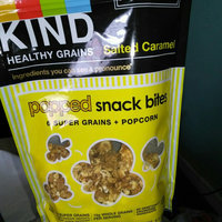 KIND®  Salted Caramel Popped Snack Bites uploaded by Jenny C.