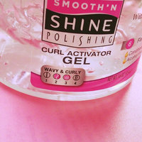 Smooth 'n Shine Polishing Curl Activator Gel uploaded by Diane S.