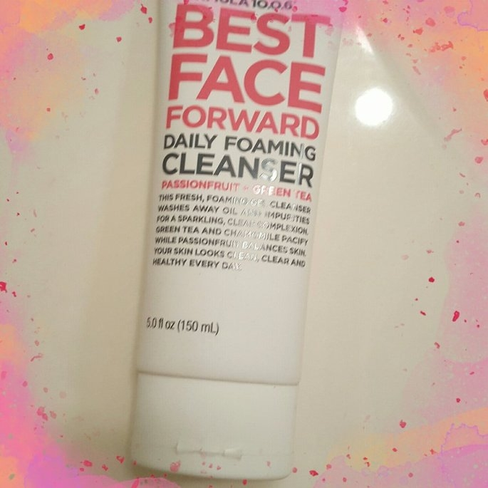 Formula 10.0.6 Best Face Forward Daily Foaming Cleanser, 5 fl oz uploaded by Candace H.