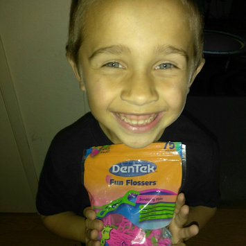 Photo of DenTek Fun Flossers uploaded by Brittany C.
