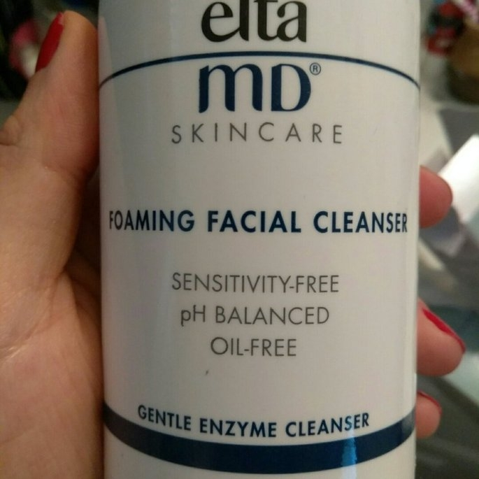 EltaMD Foaming Facial Cleanser (7 oz / 207 ml) uploaded by Brittany C.