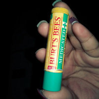 Burt's Bees - Lip Balm Medicated - 0.34 oz. uploaded by princess s.