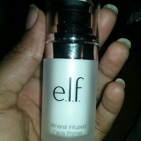 e.l.f. Cosmetics Mineral Infused Primer uploaded by Teonsha T.