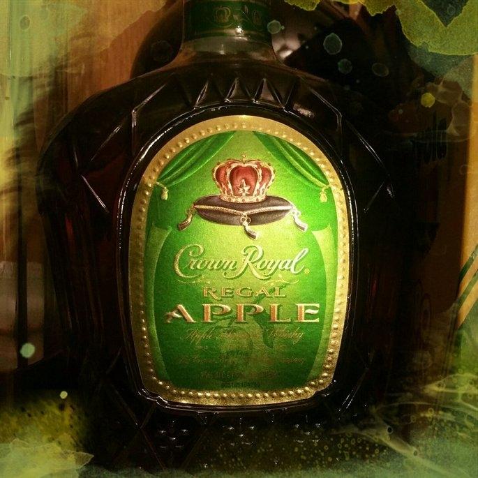 Crown Royal Apple uploaded by Megan C.