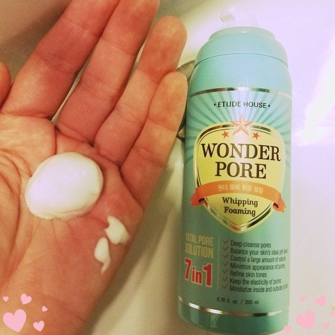 Etude House Wonder Pore Whipping Foaming 200ml uploaded by Tina T.