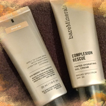 Bare Escentuals bare Minerals Complexion Rescue Tinted Hydrating Gel Cream uploaded by JayLynn E.