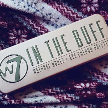 W7 - 'In The Buff' Natural Nudes Eye Colour Palette uploaded by Shay Shay H.