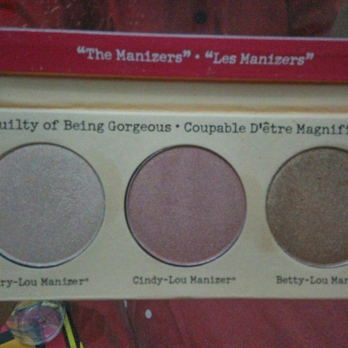 the Balm - the Manizer Sisters Luminizers Palette uploaded by Claretta N.
