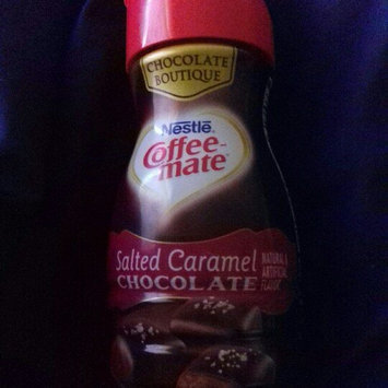 COFFEE-MATE Salted Caramel Chocolate Liquid Coffee Creamer 16 fl. oz. Bottle uploaded by Cookie 🍪 Reviews 📚 💋.