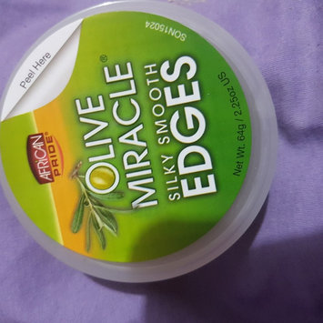 Photo of African Pride Olive Miracle Silky Smooth Edges uploaded by RIANN S.