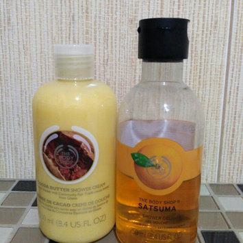 The Body Shop Creamy Body Wash uploaded by Irina R.