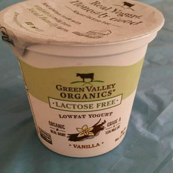 Photo of Green Valley Organics Lactose Free Low Fat Yogurt Vanilla uploaded by Stephanie C.