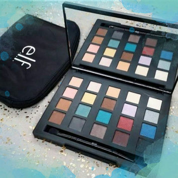 Photo of e.l.f. Studio Endless Eyes Pro Mini Eyeshadow Palette uploaded by Dee H.
