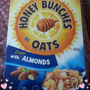 Photo of Honey Bunches of Oats with Almonds uploaded by sandy l.