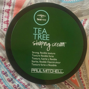 Photo of Paul Mitchell Tea Tree Shaping Cream uploaded by Noelia M.