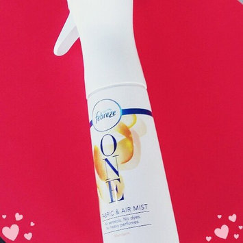 Photo of One Febreze ONE Fabric and Air Mist, Mandarin Scent (1 count, 10.1 oz) uploaded by Adeline P.