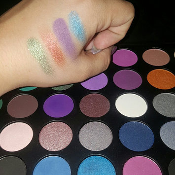 Morphe 35S - 35 Color Smokey Eye Eyeshadow Palette uploaded by BrieAnne B.