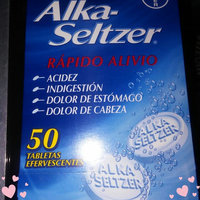 Alka-Seltzer® Original Effervescent Tablets 24 ct Box uploaded by Hellen Michael G.