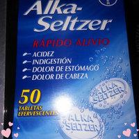 Alka-Seltzer® Original Effervescent Tablets 24 ct Box uploaded by Hellen G.