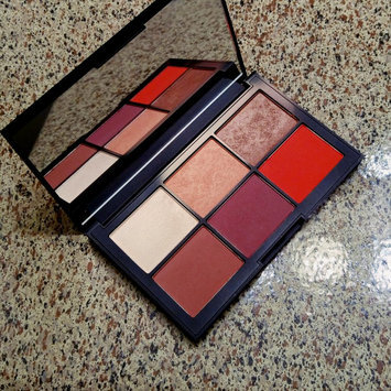 Photo of NARS NARSISSIST UNFILTERED CHEEK PALETTE Unflitered I uploaded by Monica R.