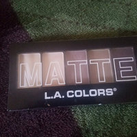 L.A. Colors 6 Color Eyeshadow, Delicate, .14 oz uploaded by Annie G.
