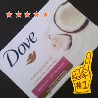 Dove Beauty Dove Purely Pampering Coconut Milk with Jasmine Petals Beauty Bar 4 uploaded by Ana C.