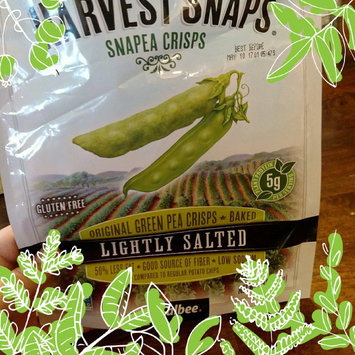 Photo of Harvest Snaps Snapea Crisps Lightly Salted uploaded by Samantha G.