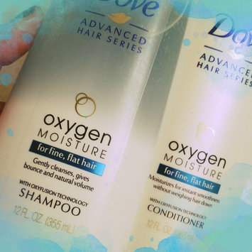 Photo of Dove Oxygen Moisture Conditioner uploaded by Veronica C.