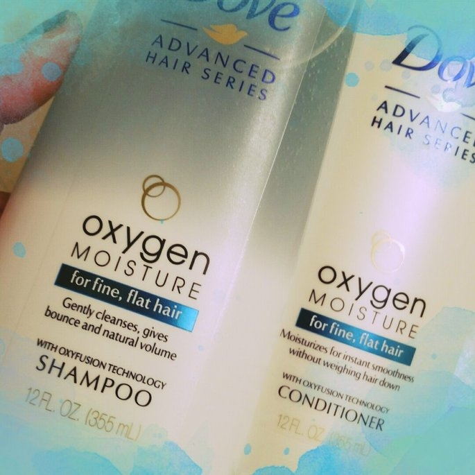 Dove Beauty Oxygen Mositure for fine, flat Hair Conditioner - 12.fl oz uploaded by Veronica C.