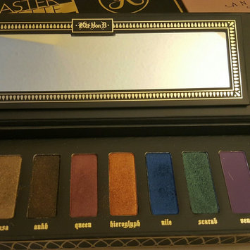 Photo of Kat Von D Serpentina Eyeshadow Palette uploaded by Naomi F.