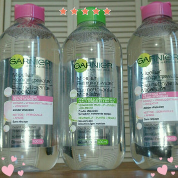 Garnier Micellar Cleansing Water for Combination & Sensitive Skin uploaded by Nadia M.