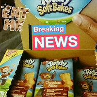 Nabisco Teddy Soft Bakes Chocolate Filling 6ct 6.36 oz uploaded by Keshia D.