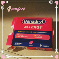BENADRYL® Allergy ULTRATAB® Tablets uploaded by Marionette D.