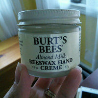 Burt's Bees Almond & Milk Hand Cream uploaded by Jennifer M.