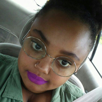 Photo of KLEANCOLOR Madly Matte Lip Gloss - Grape uploaded by Olivia S.