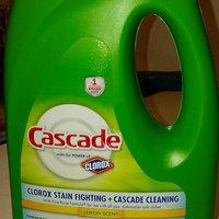 CASCADE® Gel Dishwashing Detergent Lemon Scent uploaded by Shelley G.