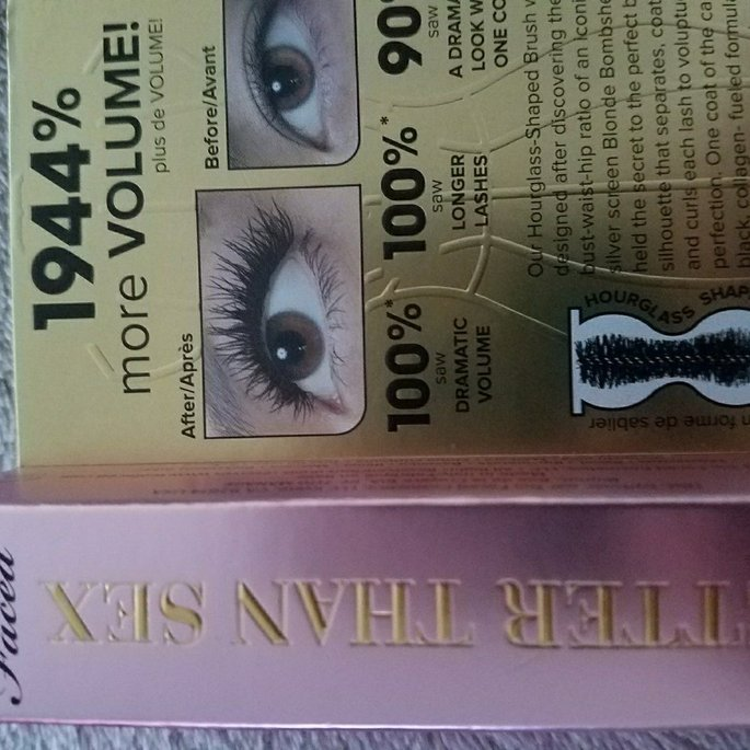 Too Faced Better Than Sex Mascara uploaded by Sonia M.