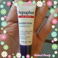 Aquaphor® Immediate Relief Lip Repair Lip Balm uploaded by Angela D.