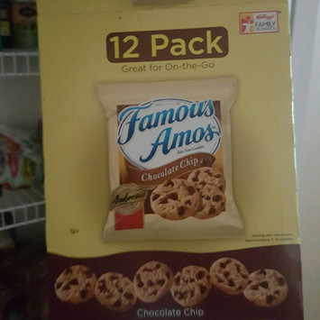 Photo of Famous Amos® Chocolate Chip Cookies uploaded by natasha r.