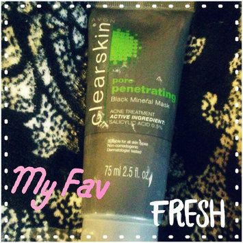Photo of Avon Clearskin Pore Penetrating Black Mineral Mask uploaded by Tracie C.