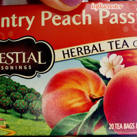 Celestial Seasonings Country Peach Passion Caffeine Free Herbal Tea - 20 CT uploaded by Briselda E.
