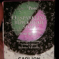 Caolion Blackhead O2 Sparkling Pore Soap uploaded by Karen P.