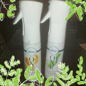 Photo of One Febreze ONE Fabric and Air Mist, Mandarin Scent (1 count, 10.1 oz) uploaded by Adrienne J.