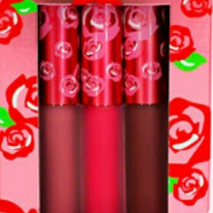 Lime Crime Matte Velvetines Lipstick uploaded by queen j.