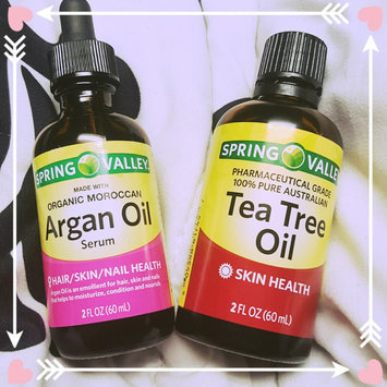 Photo of Spring Valley Organic Moroccan Argan Oil Serum Dietary Supplement, 2 fl oz uploaded by Dakota T.
