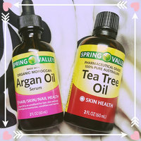 Spring Valley Pharmaceutical Grade Tea Tree Oil 2 fl oz uploaded by Dakota T.